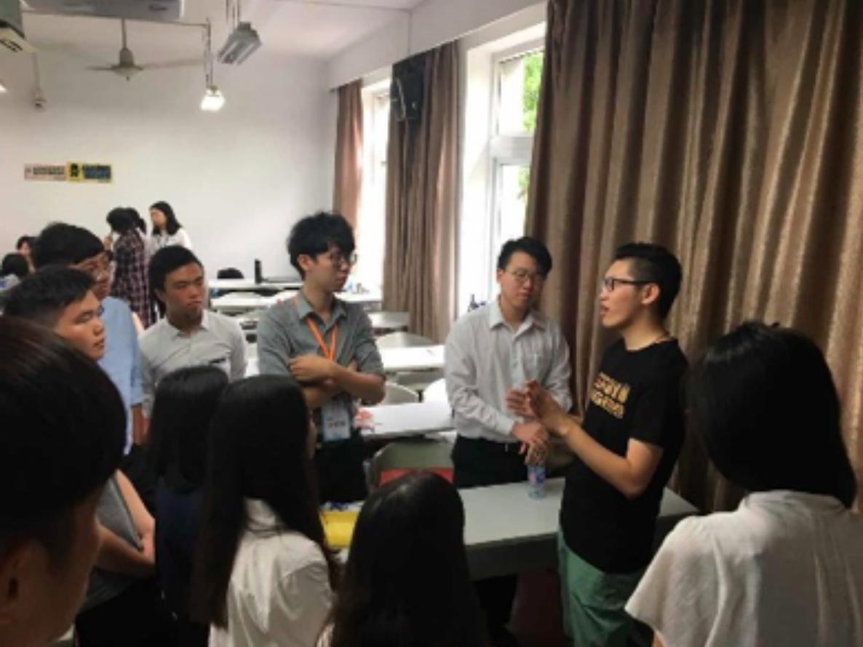 上海財經大學的鯤鵬前輩