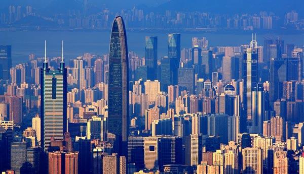 深圳超越香港